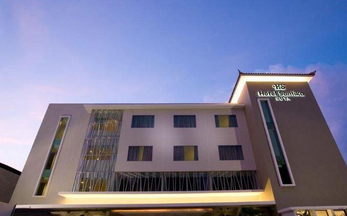 Hotel Santika Kuta Bali Fasilitas Lengkap, Nyaman dan Harga Terjangkau