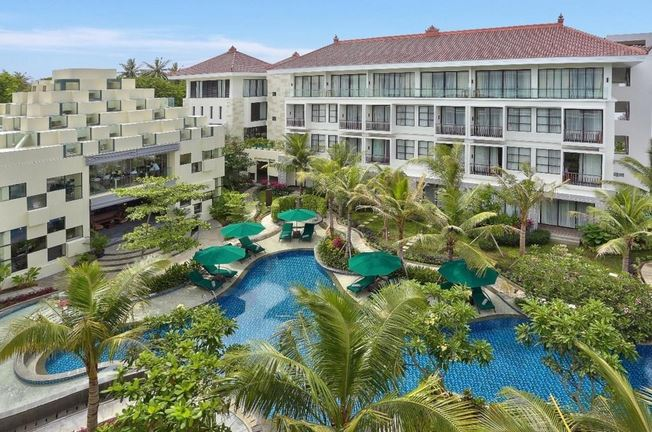 Bali Nusa Dua Hotel Fasilitas Lengkap dekat Pantai