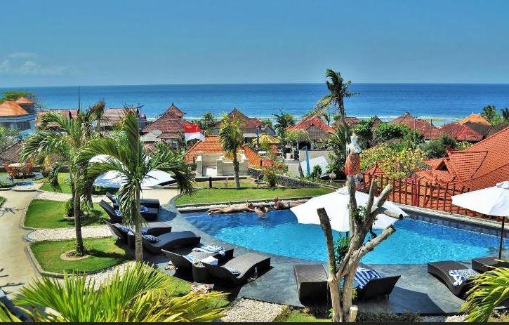 Gangga Beach Bungalow Luxury Nusa Penida Bali