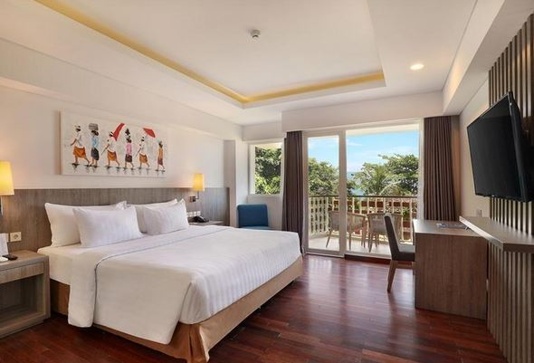 Kamar Aston Canggu Beach Resort & Spa