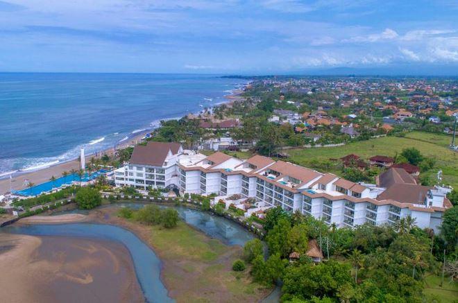 Lv8 Resort Hotel Bali Penginapan Mewah dekat Pantai
