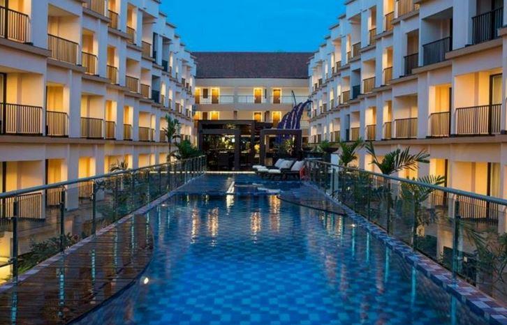 Park Regis Kuta Hotel Bali Nyaman dan Lokasi Strategis