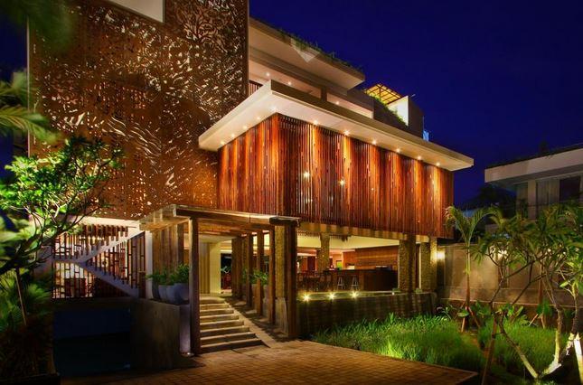 The Kirana Hotel Canggu Bali Nyaman Fasilitas Lengkap