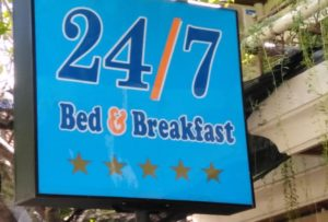 Twenty4Seven Bed & Breakfast