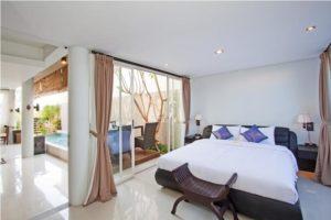 Villa Grace dan Milena Bali