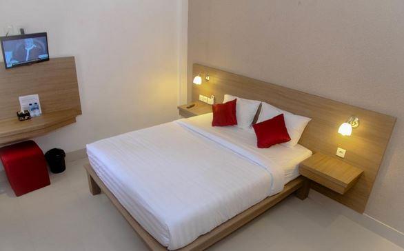kamar D'Camel Hotel Lembongan