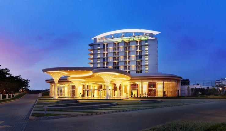 Hotel Santika Premiere Kota Harapan Indah Bekasi