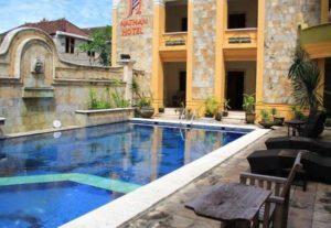 Nathan Hotel Kuta Bali