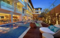 Jimbaran Bay Beach Resort & Spa by Prabhu, Jimbaran Bali