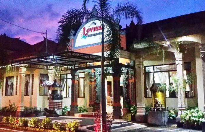 Lovina Beach Hotel Bali