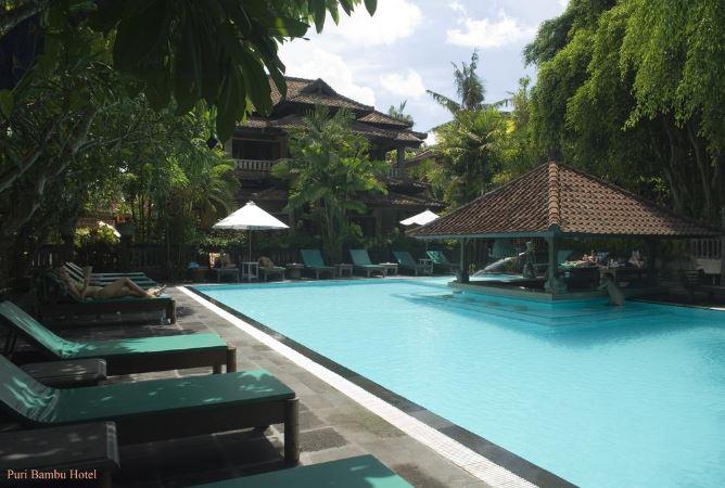 Hotel Puri Bambu Jimbaran Bali