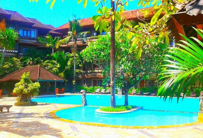 Sari Segara Resort & Spa Jimbaran Bali