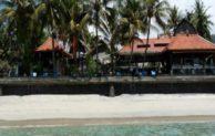 Anom Beach Hotel Candidasa Bali Akomodasi Murah Tepi Pantai