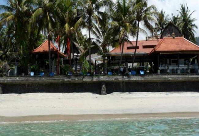 Anom Beach Hotel Candidasa Bali
