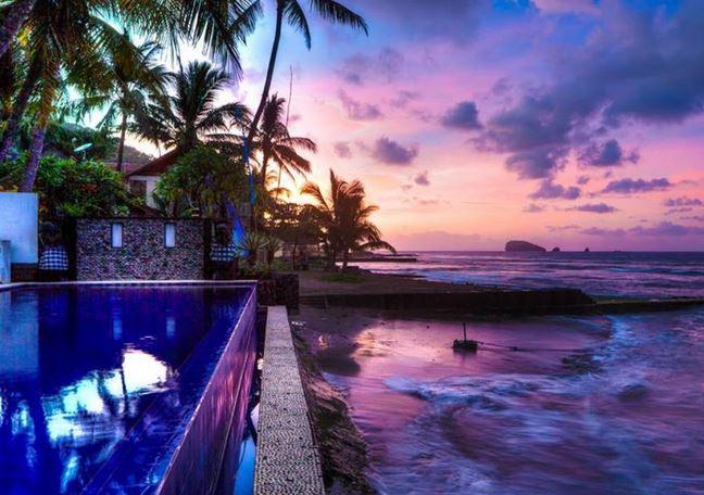 Bali Santi Bungalows Candidasa