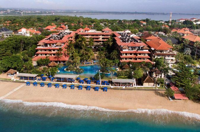 Hotel Nikko Bali Benoa Beach Nusa Dua