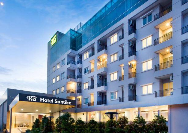 Hotel Santika Mega City Bekasi