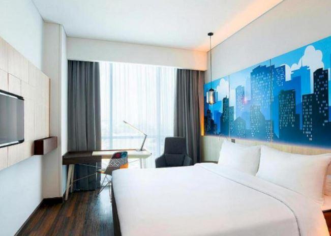 Hotel Ibis Styles Surabaya Jemur Sari