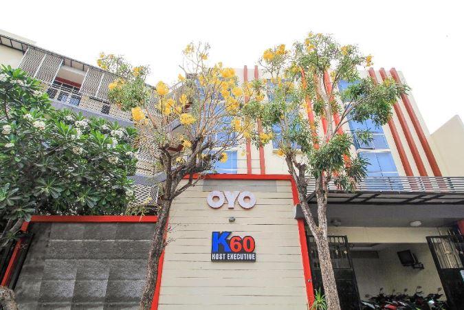 Oyo 175 K-60 Residence Penginapan Murah di Surabaya