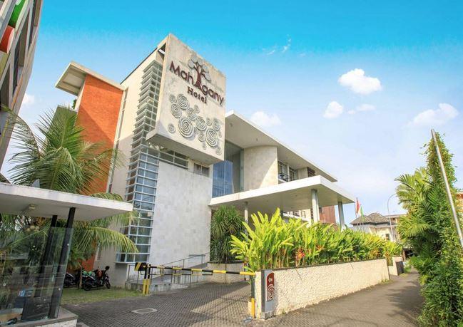 Mahogany Hotel Nusa Dua Bali