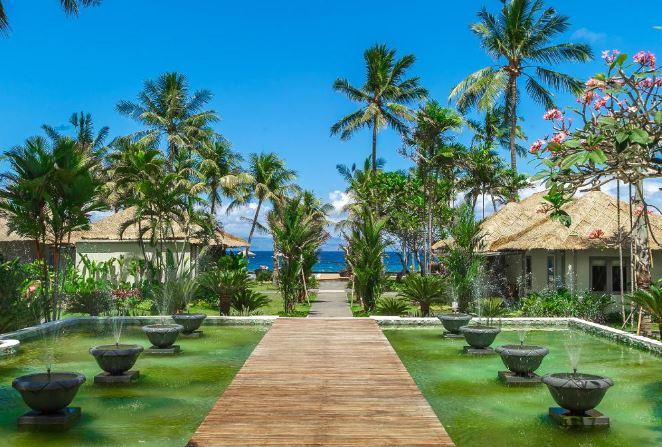 Nirwana Beach And Resort Candidasa Bali