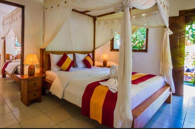 Rama Shinta Hotel Candidasa Bali