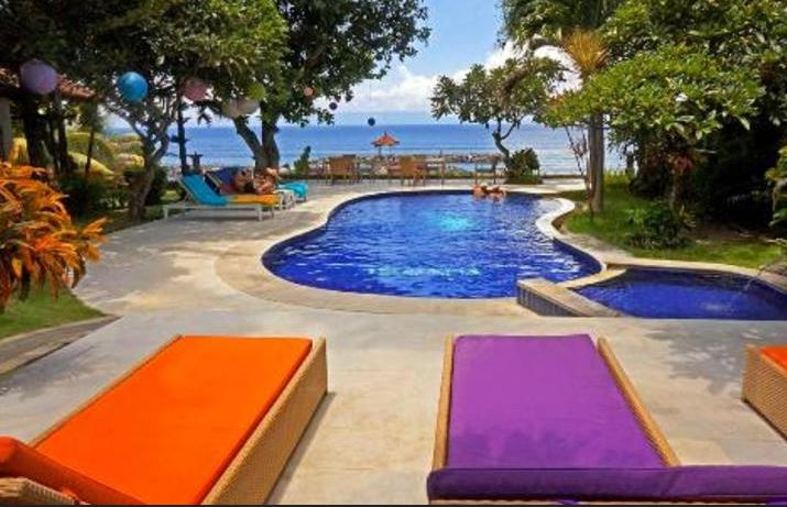 Relax Beach Resort Candidasa Bali
