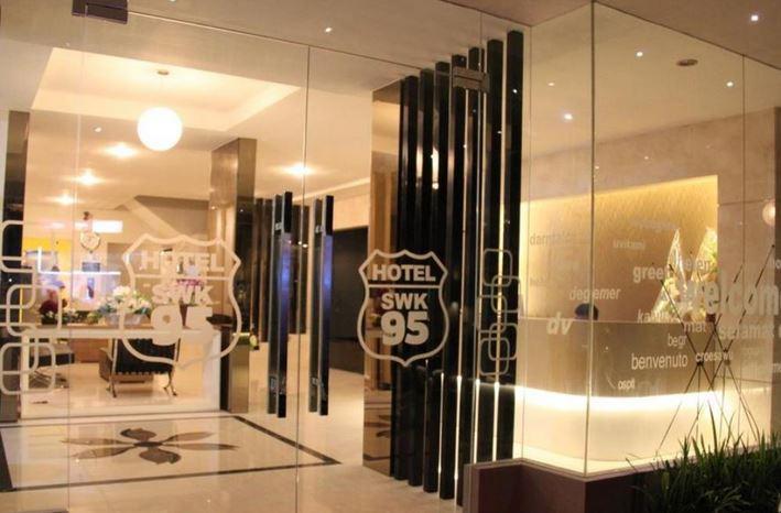 SWK 95 Hotel Surabaya dengan Fasilitas Lengkap