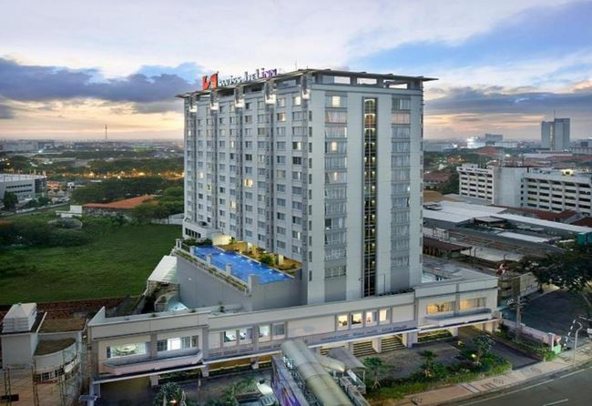 Swiss-Belinn Tunjungan Hotel Surabaya Fasilitas Lengkap