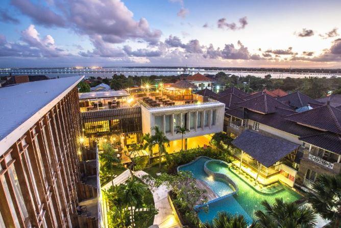 The Lerina Hotel Nusa Dua Bali