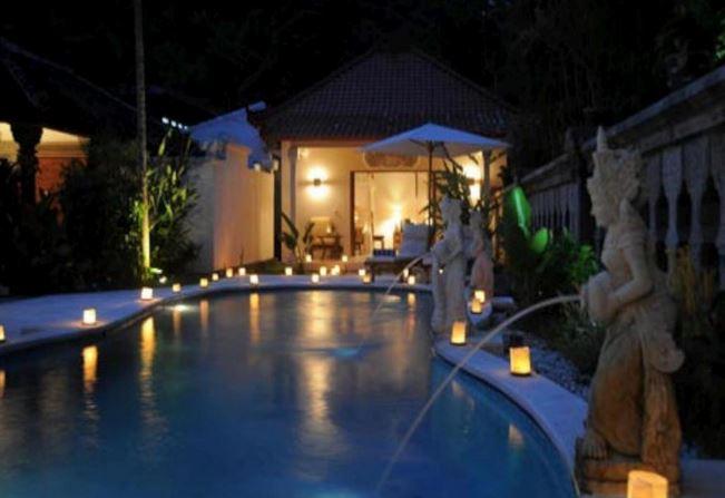 Tirta Ayu Hotel & Restaurant Tirtagangga Candidasa Bali