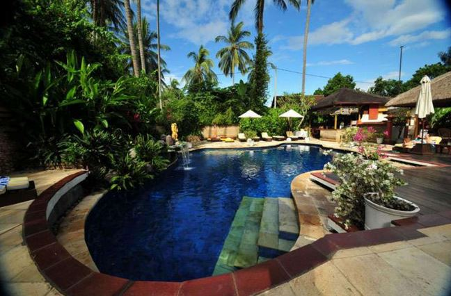 The Water Garden Hotel Candidasa Bali