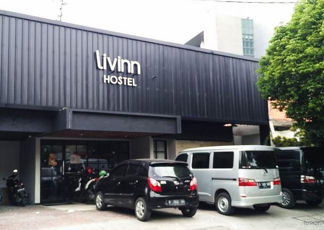 Livinn Hostel City Center Surabaya Murah dan Bagus