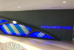 Digital Airport Hotel Terminal 3
