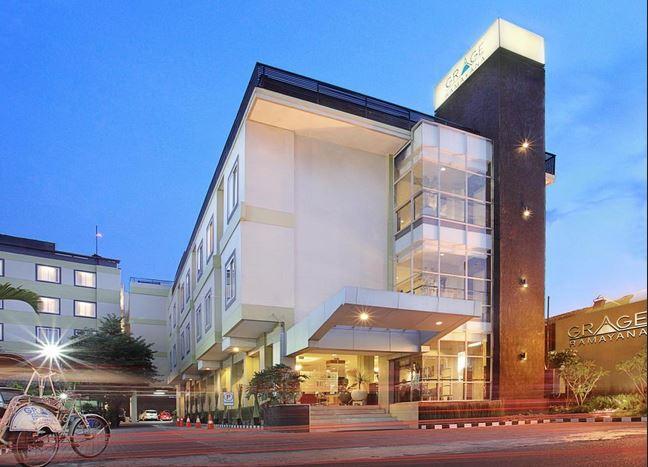 Grage Ramayana Hotel Yogyakarta