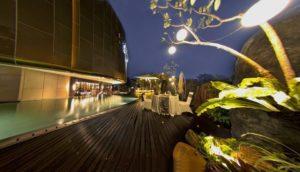 Grand Soll Marina Hotel Tangerang