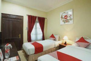 Oyo 804 Ndalem Maharani Guest House