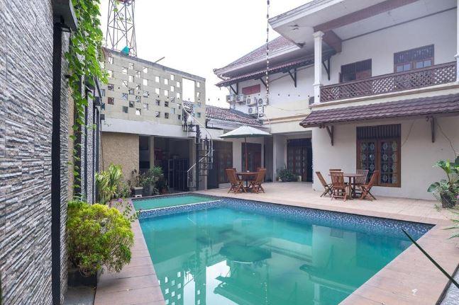 OYO 1421 Kasmaran Guest House