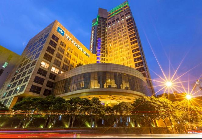 Hotel Wyndham Surabaya City Center