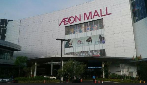 Daftar Hotel dekat Aeon Mall Tangerang terbaik