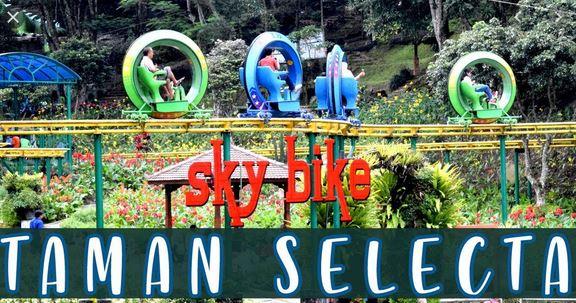 Sky Bike Taman Selecta