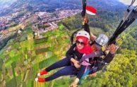 Harga Tiket Masuk Wisata Paralayang Batu Malang