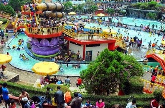 Kampung Batu Tektona Waterpark