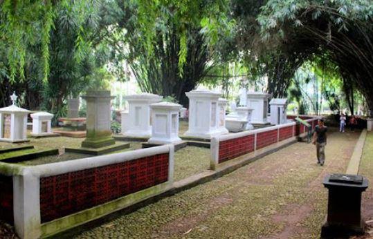 Pemakaman Kuno Belanda