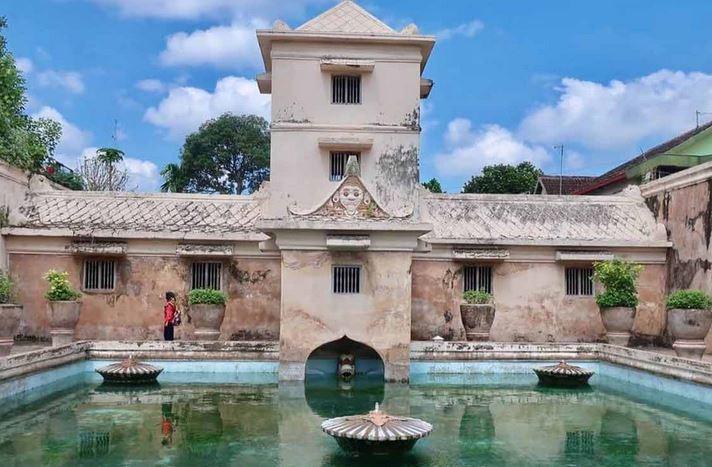Kampung Wisata Taman Sari Jogja