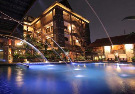 Bali World Hotel Bandung