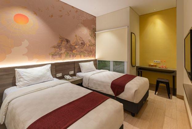 11 Penginapan dan Hotel murah dekat Alun-alun Bandung