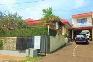 Poetri Guest House near Kebun Raya Bogor