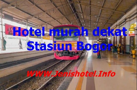 13 Penginapan dan Hotel Murah dekat Stasiun Bogor Kota