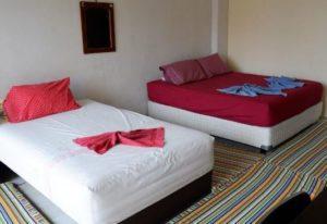 Family Room near Kebun Raya Bogor at William House